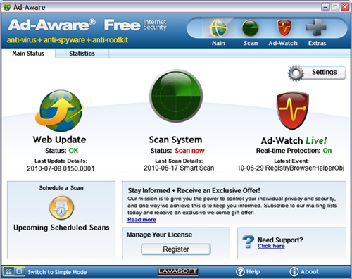Top 10 Most Popular Free Security Software (Computer Security Day Special) 5