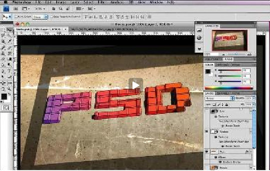"""45 Useful Tutorials Of """"How To Create Astonishing Text Effect"""" On Photoshop 23"""