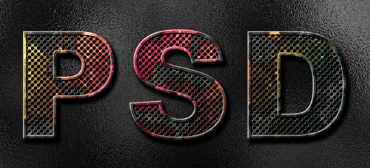 """45 Useful Tutorials Of """"How To Create Astonishing Text Effect"""" On Photoshop 26"""