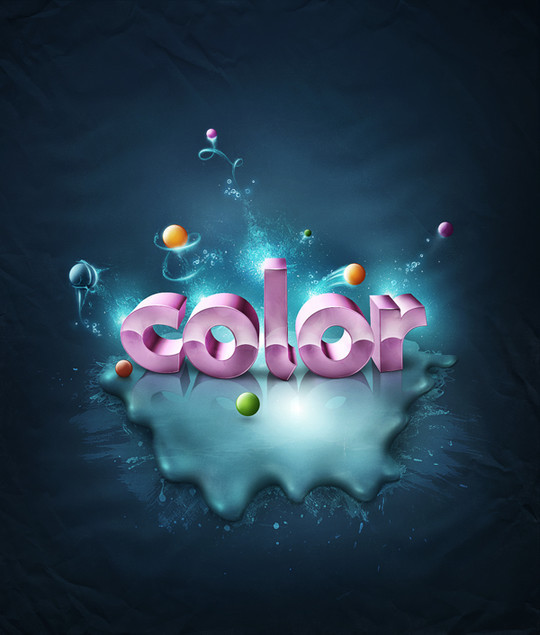 """45 Useful Tutorials Of """"How To Create Astonishing Text Effect"""" On Photoshop 5"""