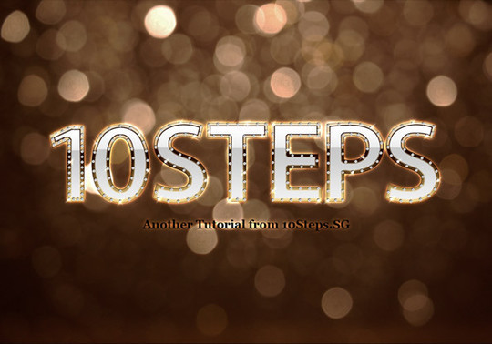 """45 Useful Tutorials Of """"How To Create Astonishing Text Effect"""" On Photoshop 30"""
