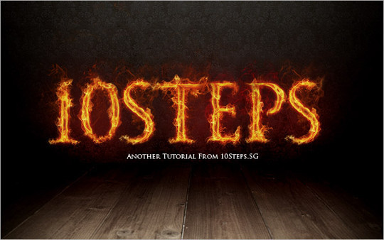 """45 Useful Tutorials Of """"How To Create Astonishing Text Effect"""" On Photoshop 31"""