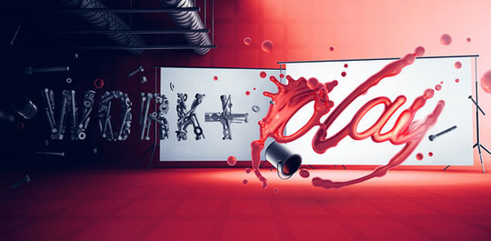 """45 Useful Tutorials Of """"How To Create Astonishing Text Effect"""" On Photoshop 8"""