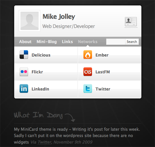 """Premium-Like Free Themes To Create More Than """"Just Another Wordpress Blog"""" 1"""