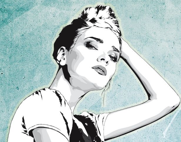 Absolutely Awesome Tutorials To Create (Eye-Catching) Vector Illustrations 23