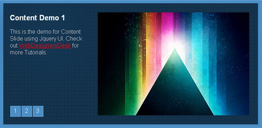 Absolutely Amazing Techniques To Create Eye-Catching Websites With JQuery (Best Of 2010) 11