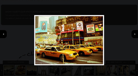 Absolutely Amazing Techniques To Create Eye-Catching Websites With JQuery (Best Of 2010) 22