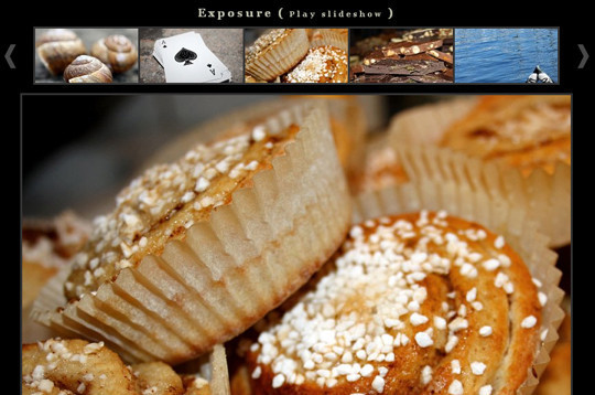 Absolutely Amazing Techniques To Create Eye-Catching Websites With JQuery (Best Of 2010) 29