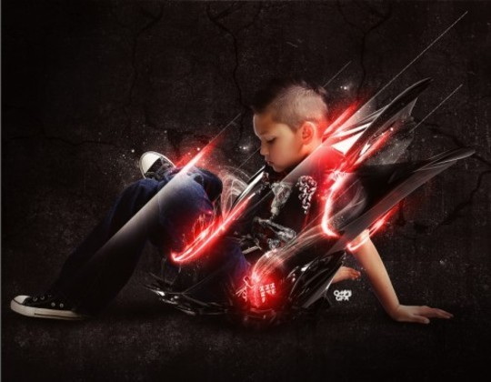 Awesome Tutorials That Will Make You Acquainted With What Photoshop Can Do (Best of 2010) 1