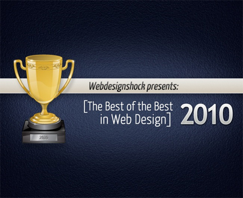 The Ultimate 'Best Of 2010' Resources For People Who Create Designs 82