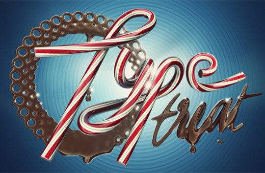 Absolutely Awesome Tutorials To Create (Visually Attractive) Typographic Designs 4