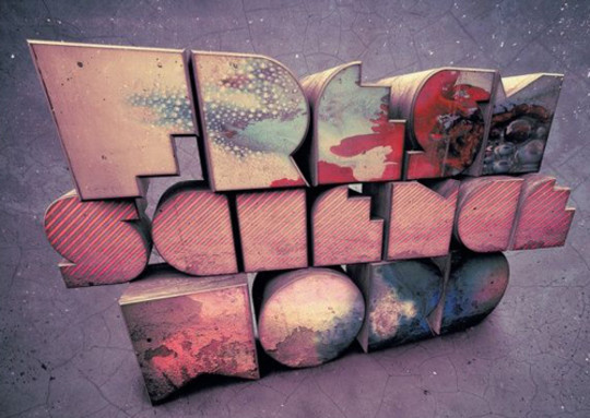 Absolutely Awesome Tutorials To Create (Visually Attractive) Typographic Designs 12
