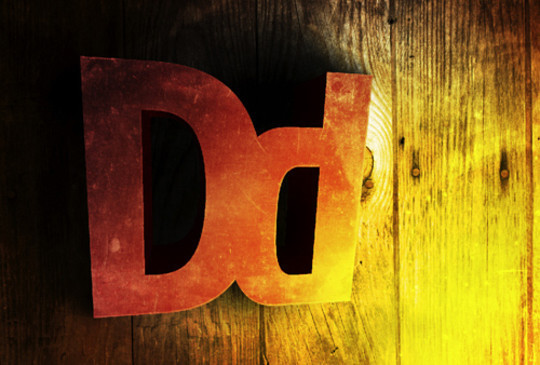 Absolutely Awesome Tutorials To Create (Visually Attractive) Typographic Designs 19