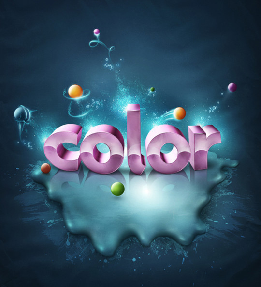 Absolutely Awesome Tutorials To Create (Visually Attractive) Typographic Designs 1