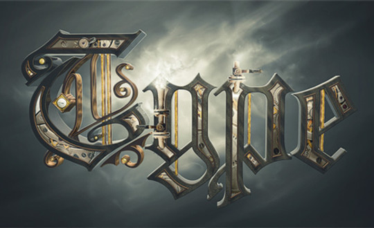 Absolutely Awesome Tutorials To Create (Visually Attractive) Typographic Designs 18