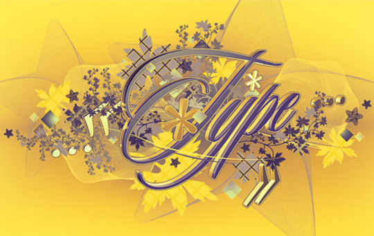 Absolutely Awesome Tutorials To Create (Visually Attractive) Typographic Designs 21
