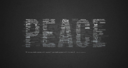 Absolutely Awesome Tutorials To Create (Visually Attractive) Typographic Designs 22