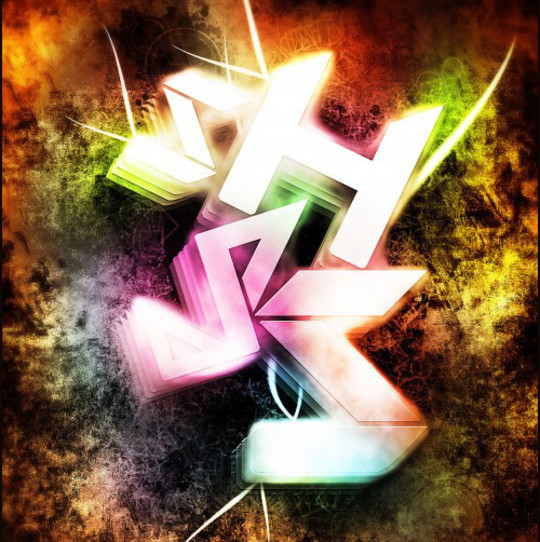 Absolutely Awesome Tutorials To Create (Visually Attractive) Typographic Designs 23