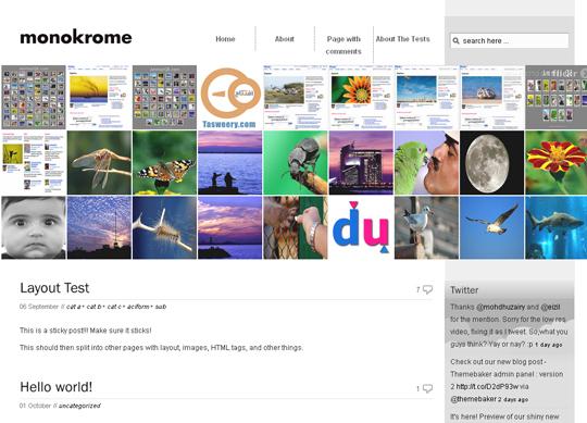 The Best Premium-Like Free Wordpress Themes Of 2010 34