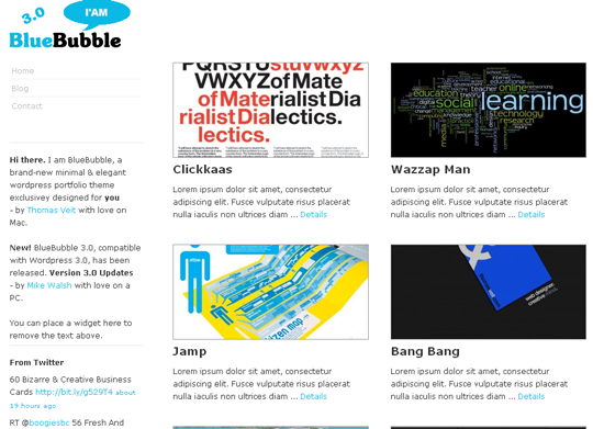 The Best Premium-Like Free Wordpress Themes Of 2010 35