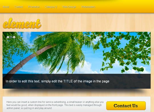 The Best Premium-Like Free Wordpress Themes Of 2010 36