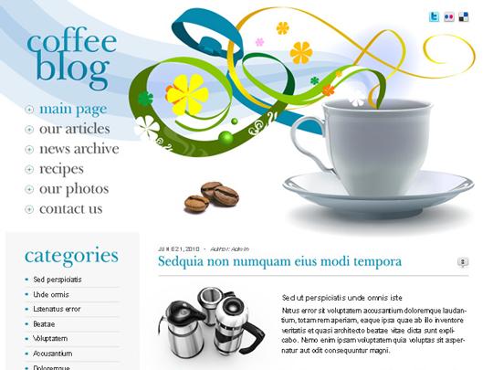 The Best Premium-Like Free Wordpress Themes Of 2010 7