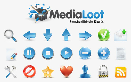 Best Icon Sets Of 2010 You Would Not Want To Miss 30