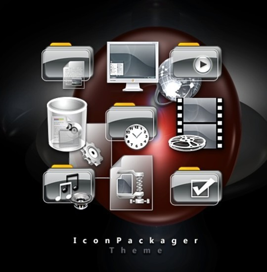 Best Icon Sets Of 2010 You Would Not Want To Miss 26