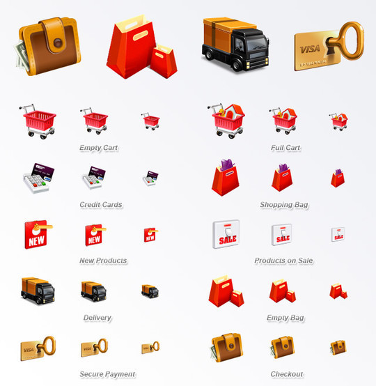 Best Icon Sets Of 2010 You Would Not Want To Miss 46