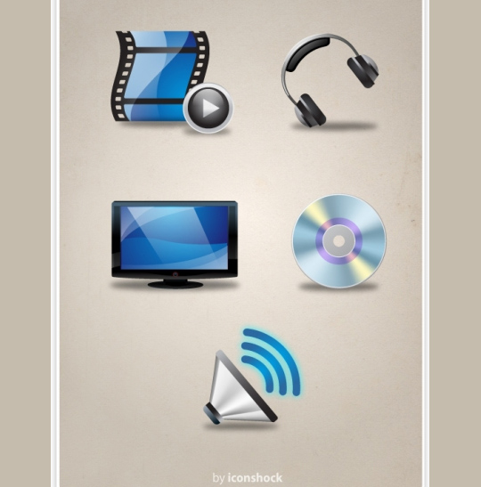 Best Icon Sets Of 2010 You Would Not Want To Miss 48