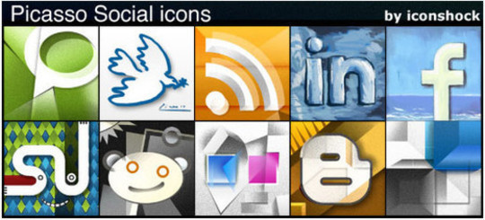 Best Icon Sets Of 2010 You Would Not Want To Miss 53