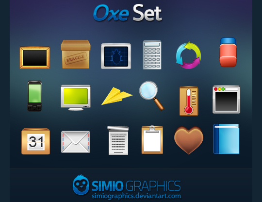 Best Icon Sets Of 2010 You Would Not Want To Miss 14