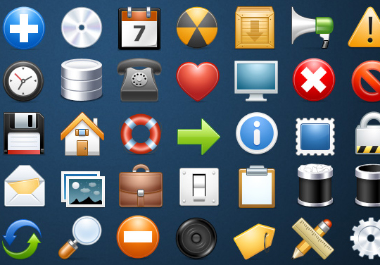 Best Icon Sets Of 2010 You Would Not Want To Miss 69