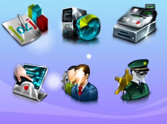 Best Icon Sets Of 2010 You Would Not Want To Miss 38