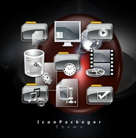 Best Icon Sets Of 2010 You Would Not Want To Miss 60
