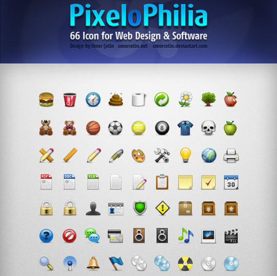 Best Icon Sets Of 2010 You Would Not Want To Miss 23