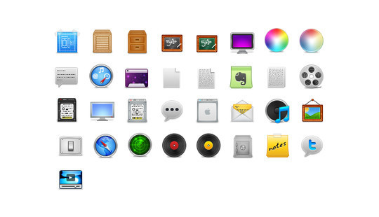 Best Icon Sets Of 2010 You Would Not Want To Miss 22