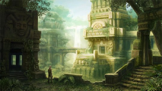 """21 Stunning Video Game Concept Art That Make You Say """"Wow"""" 7"""