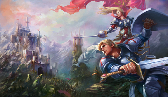 """21 Stunning Video Game Concept Art That Make You Say """"Wow"""" 21"""