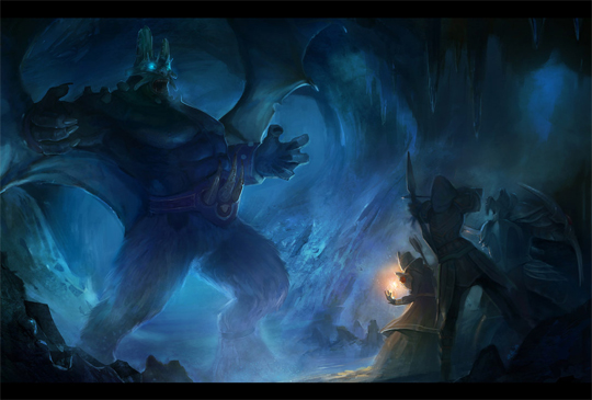 """21 Stunning Video Game Concept Art That Make You Say """"Wow"""" 8"""