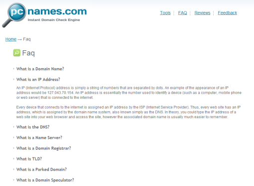 Perfect Tools From PCNames With Full Of Features To Fulfill Your Domain Needs 9
