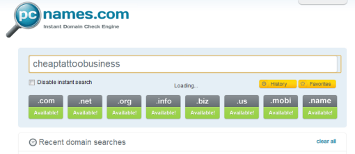 Perfect Tools From PCNames With Full Of Features To Fulfill Your Domain Needs 3