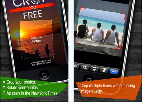 12 Totally Awesome (Yet Free) Photography Apps For Your iPhone 4