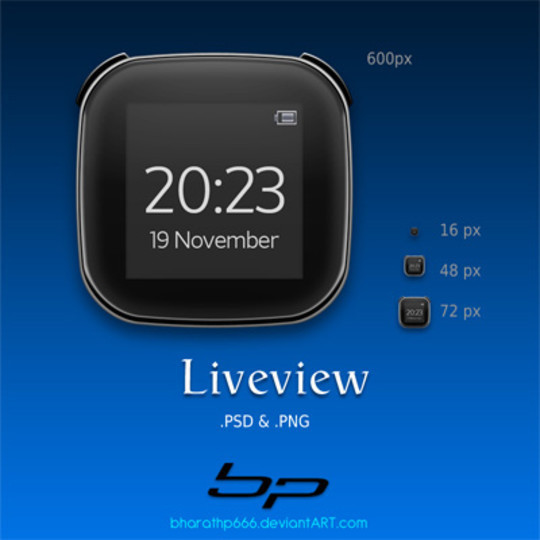 40 High Quality Free PSD Files Released In 2010 20