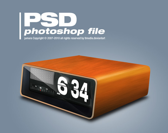 40 High Quality Free PSD Files Released In 2010 25
