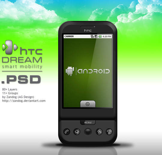 40 High Quality Free PSD Files Released In 2010 29