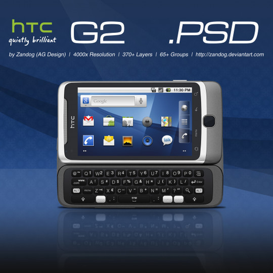 40 High Quality Free PSD Files Released In 2010 32