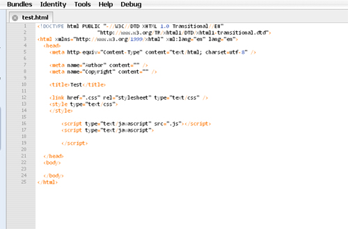 11 Robust Web Based Editors To Code Directly From Your Browser 10