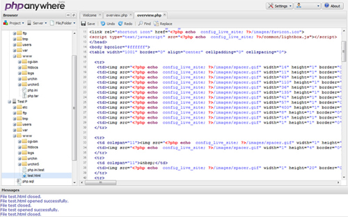 11 Robust Web Based Editors To Code Directly From Your Browser 2