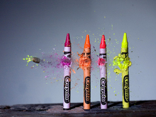 55 Breathtaking Examples of High Speed Photography 55